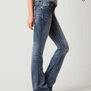 Miss Me Bootcut Jeans inseam 34""